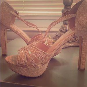 Pretty sparkly heels